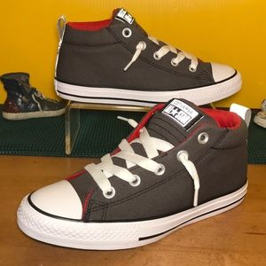 Reflective CONVERSE ⭐️ ALL STAR Sneakers Size 4